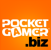 Pocket Gamer.biz Logo
